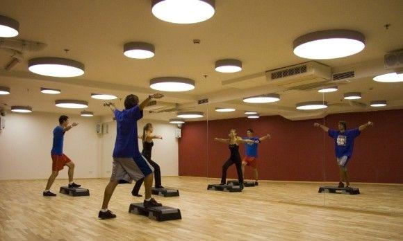 galeria mokotów fitness klub